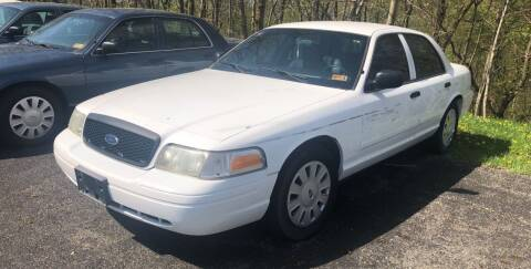 2009 Ford Crown Victoria for sale at Ball Pre-owned Auto in Terra Alta WV