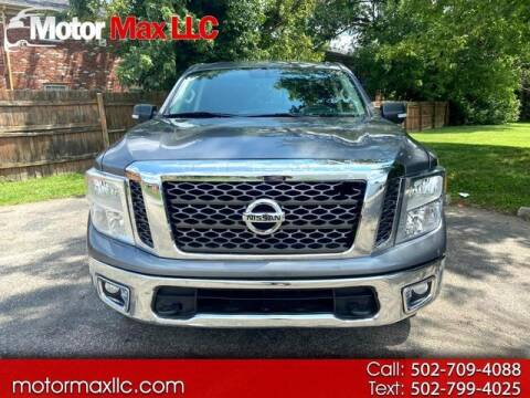 2017 Nissan Titan for sale at Motor Max Llc in Louisville KY