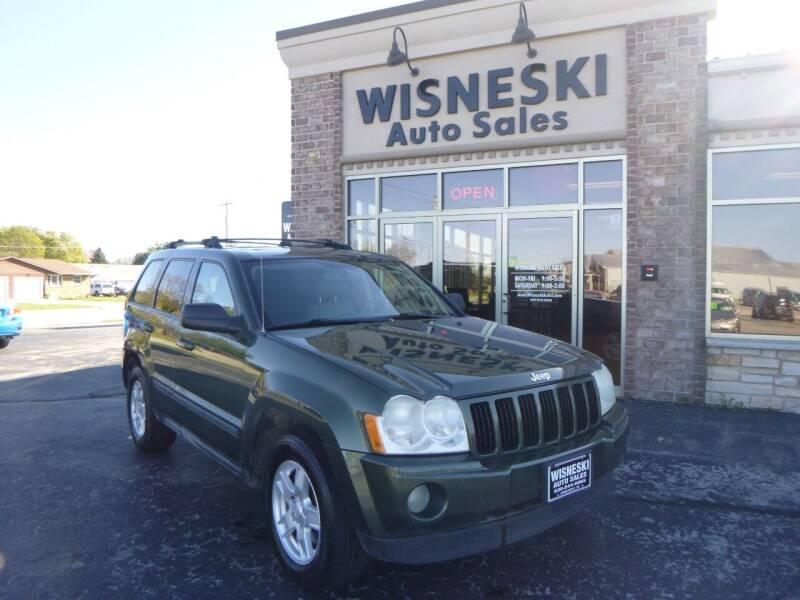 2007 Jeep Grand Cherokee for sale at Wisneski Auto Sales, Inc. in Green Bay WI