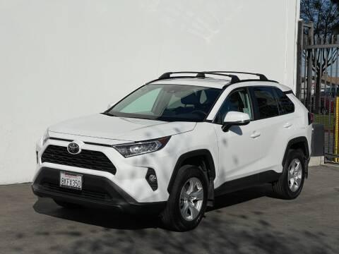 2019 Toyota RAV4 for sale at Corsa Exotics Inc in Montebello CA