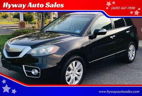 2010 Acura RDX for sale at Hyway Auto Sales in Lumberton NJ