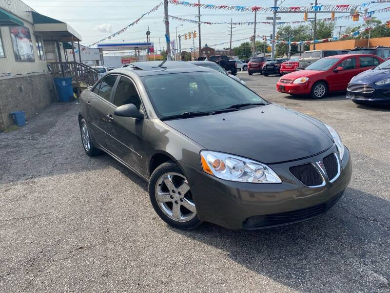 2007 Pontiac G6 for sale at Some Auto Sales in Hammond IN
