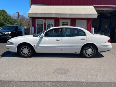 2002 Buick LeSabre for sale at JWP Auto Sales,LLC in Maple Shade NJ