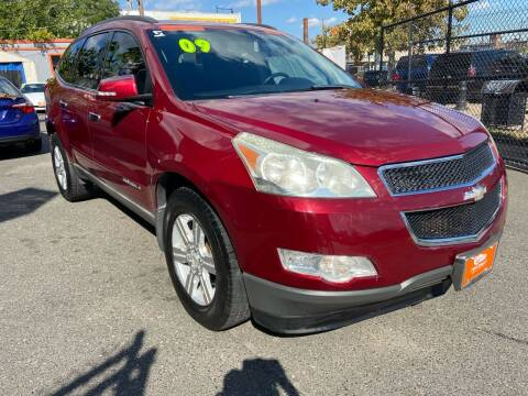 2009 Chevrolet Traverse for sale at TOP SHELF AUTOMOTIVE in Newark NJ