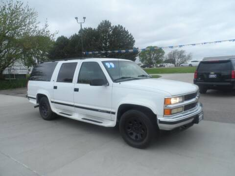 1999 Chevrolet Suburban for sale at America Auto Inc in South Sioux City NE