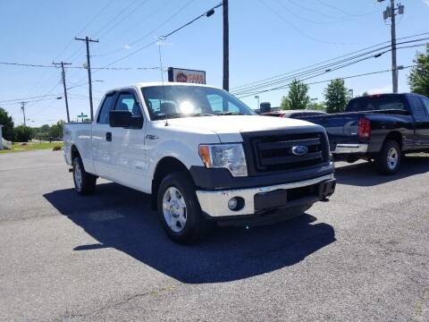 2013 Ford F-150 for sale at Cars 4 Grab in Winchester VA
