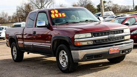 1999 Chevrolet Silverado 1500 for sale at SOLOMA AUTO SALES in Grand Island NE