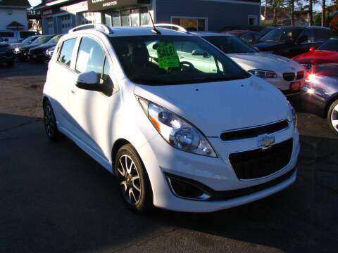 2014 Chevrolet Spark for sale at CLASSIC MOTOR CARS in West Allis WI