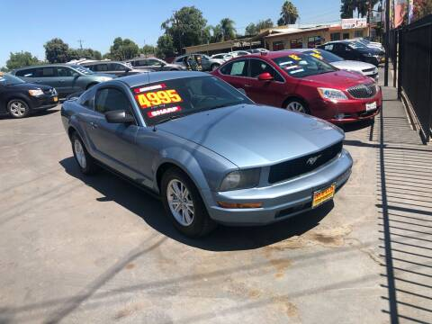 2007 Ford Mustang for sale at Mega Motors Inc. in Stockton CA