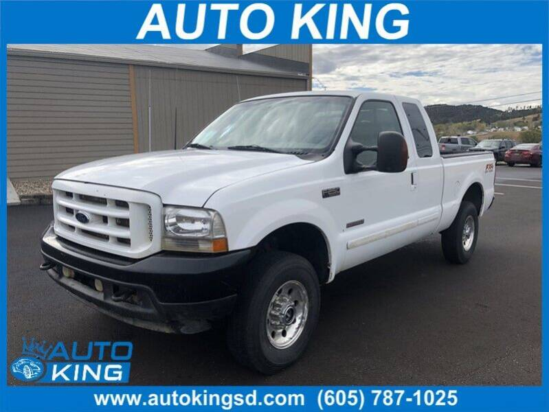 2003 Ford F-250 Super Duty for sale at Auto King in Rapid City SD