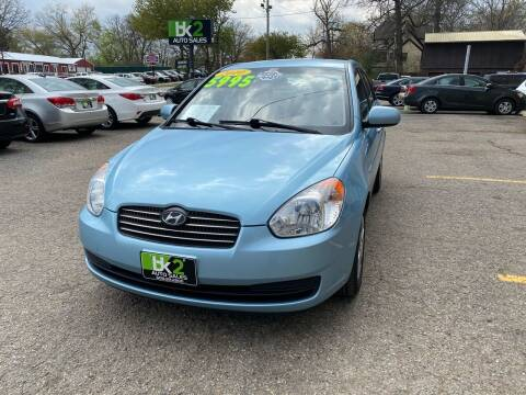 2010 Hyundai Accent for sale at BK2 Auto Sales in Beloit WI