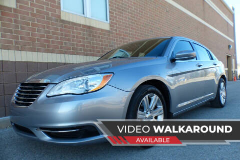 2014 Chrysler 200 for sale at Macomb Automotive Group in New Haven MI