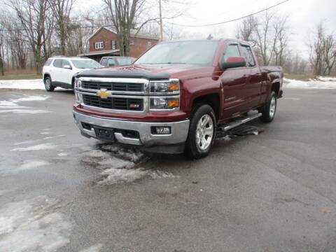2015 Chevrolet Silverado 1500 for sale at SUMMIT TRUCK & AUTO INC in Akron NY