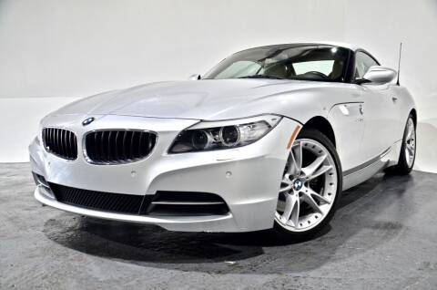 2009 BMW Z4 for sale at Carxoom in Marietta GA
