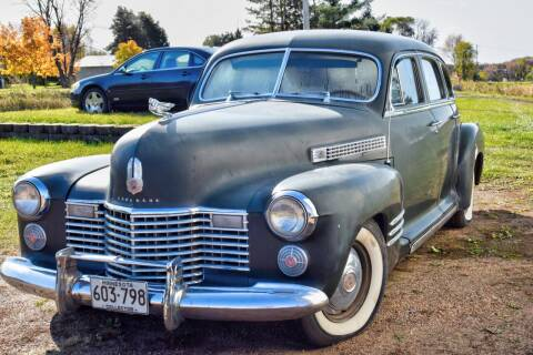 1941 Cadillac Model 63 for sale at Hooked On Classics in Watertown MN