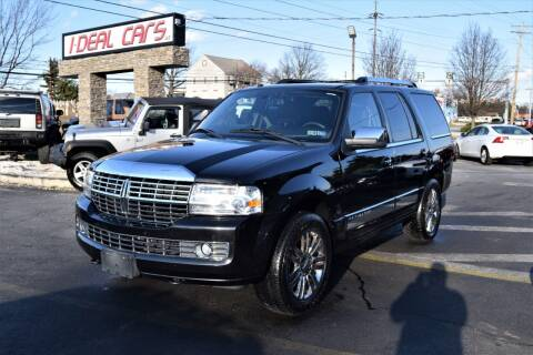 2010 Lincoln Navigator for sale at I-DEAL CARS in Camp Hill PA