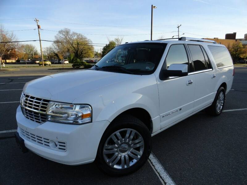 2012 Lincoln Navigator L for sale at TJ Auto Sales LLC in Fredericksburg VA