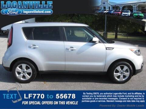 2018 Kia Soul for sale at Loganville Ford in Loganville GA