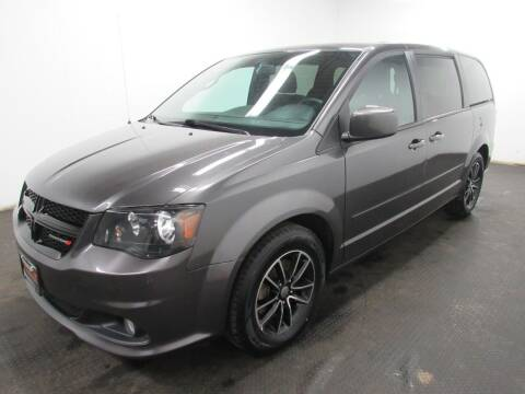 2016 Dodge Grand Caravan for sale at Automotive Connection in Fairfield OH