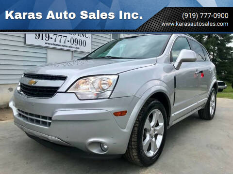2014 Chevrolet Captiva Sport for sale at Karas Auto Sales Inc. in Sanford NC