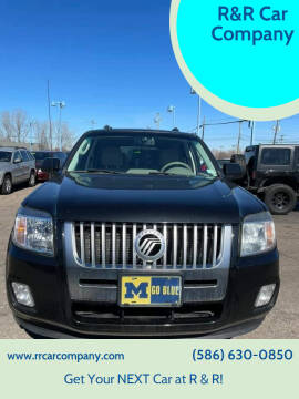 2011 Mercury Mariner Hybrid for sale at R&R Car Company in Mount Clemens MI