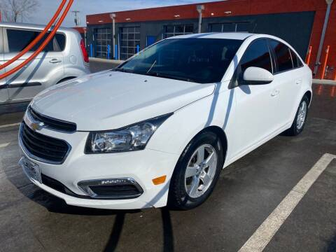 2015 Chevrolet Cruze for sale at Xtreme Auto Mart LLC in Kansas City MO