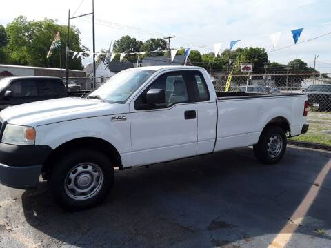 2006 Ford F-150 for sale at A-1 Auto Sales in Anderson SC
