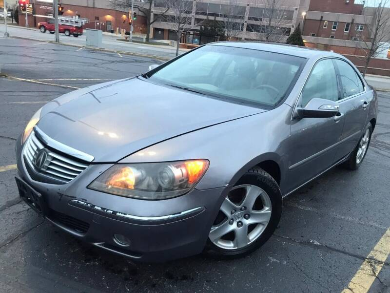 2006 Acura RL for sale at Your Car Source in Kenosha WI
