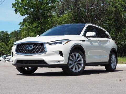 2021 Infiniti QX50 for sale at Xclusive Auto Leasing NYC in Staten Island NY