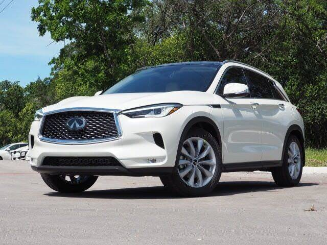 2021 Infiniti QX50 for sale in Staten Island, NY