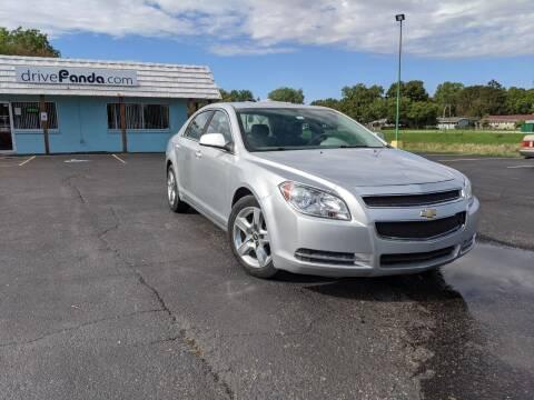 2010 Chevrolet Malibu for sale at DrivePanda.com in Dekalb IL