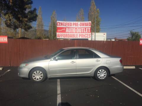 2005 Toyota Camry for sale at Flagstaff Auto Outlet in Flagstaff AZ