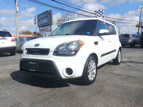 2012 Kia Soul for sale at Viking Auto Group in Bethpage NY