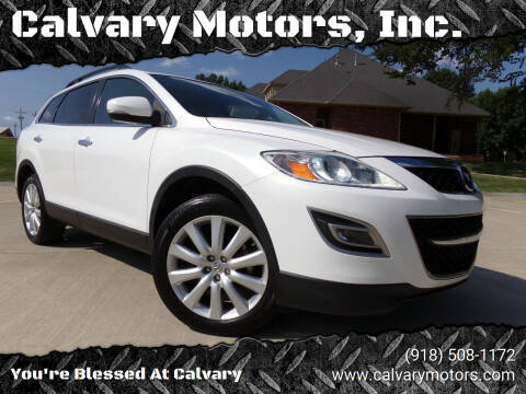 2010 Mazda CX-9 for sale at Calvary Motors, Inc. in Bixby OK