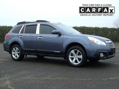 2013 Subaru Outback for sale at Atlantic Car Company in East Windsor CT