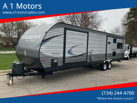 2018 Coachmen Catalina Legacy for sale at A 1 Motors in Monroe MI