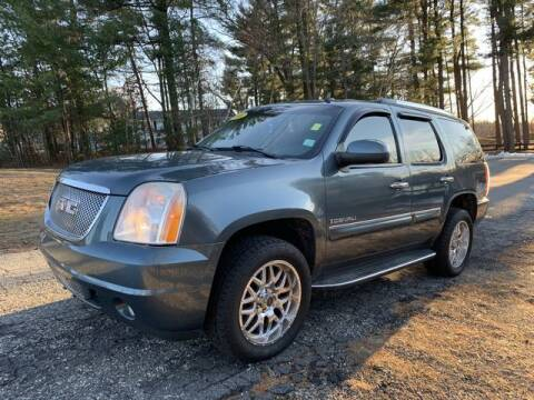 2008 GMC Yukon for sale at Matrix Autoworks in Nashua NH