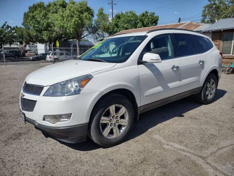 2010 Chevrolet Traverse for sale at Larry's Auto Sales Inc. in Fresno CA