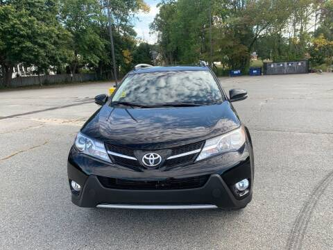 2015 Toyota RAV4 for sale at EBN Auto Sales in Lowell MA