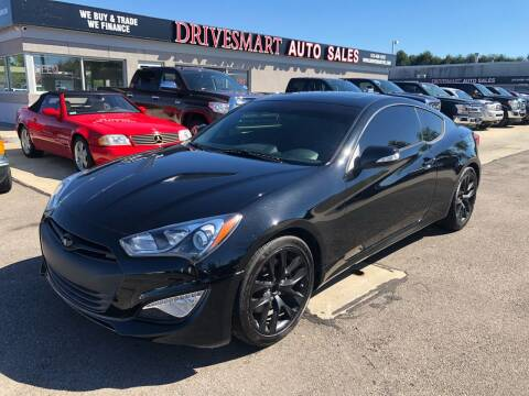 2014 Hyundai Genesis Coupe for sale at DriveSmart Auto Sales in West Chester OH