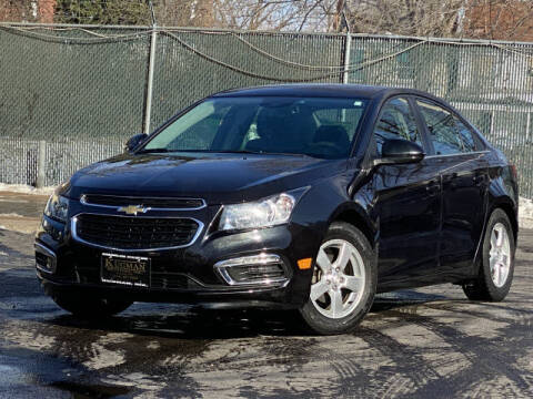 2015 Chevrolet Cruze for sale at Kugman Motors in Saint Louis MO