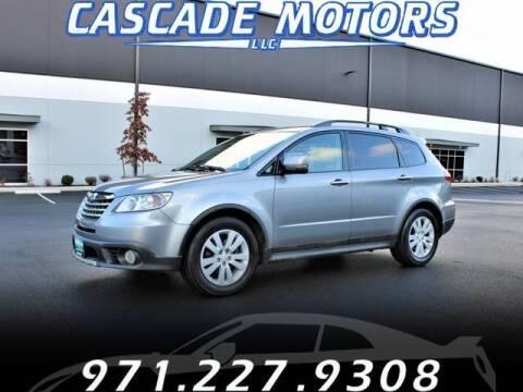 2008 Subaru Tribeca for sale at Cascade Motors in Portland OR