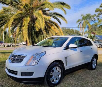 """2010 Cadillac SRX for sale at WHEELS """"R"""" US 2017 LLC in Hudson FL"""