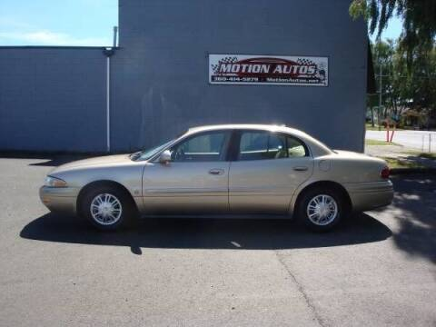 2005 Buick LeSabre for sale at Motion Autos in Longview WA