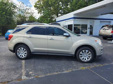 2010 Chevrolet Equinox for sale at Bill Bailey's Affordable Auto Sales in Lake Charles LA