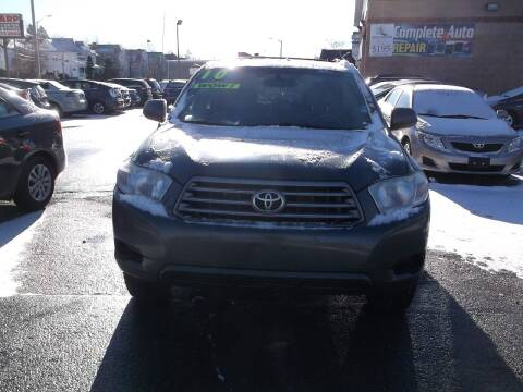 2010 Toyota Highlander for sale at Sharp Auto Center in Worcester MA