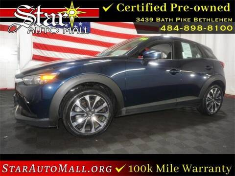 2019 Mazda CX-3 for sale at STAR AUTO MALL 512 in Bethlehem PA