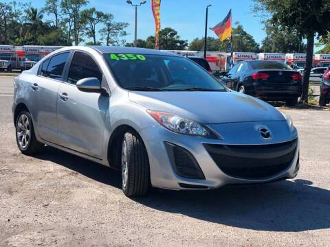 2011 Mazda MAZDA3 for sale at Pro Cars Of Sarasota Inc in Sarasota FL