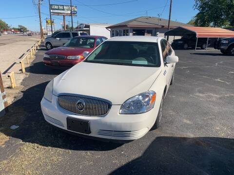 2008 Buick Lucerne for sale at Elliott Autos in Killeen TX