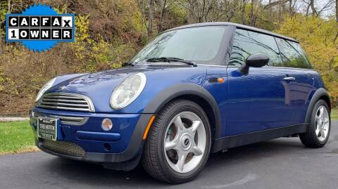 2003 MINI Cooper for sale at The Motor Collection in Columbus OH